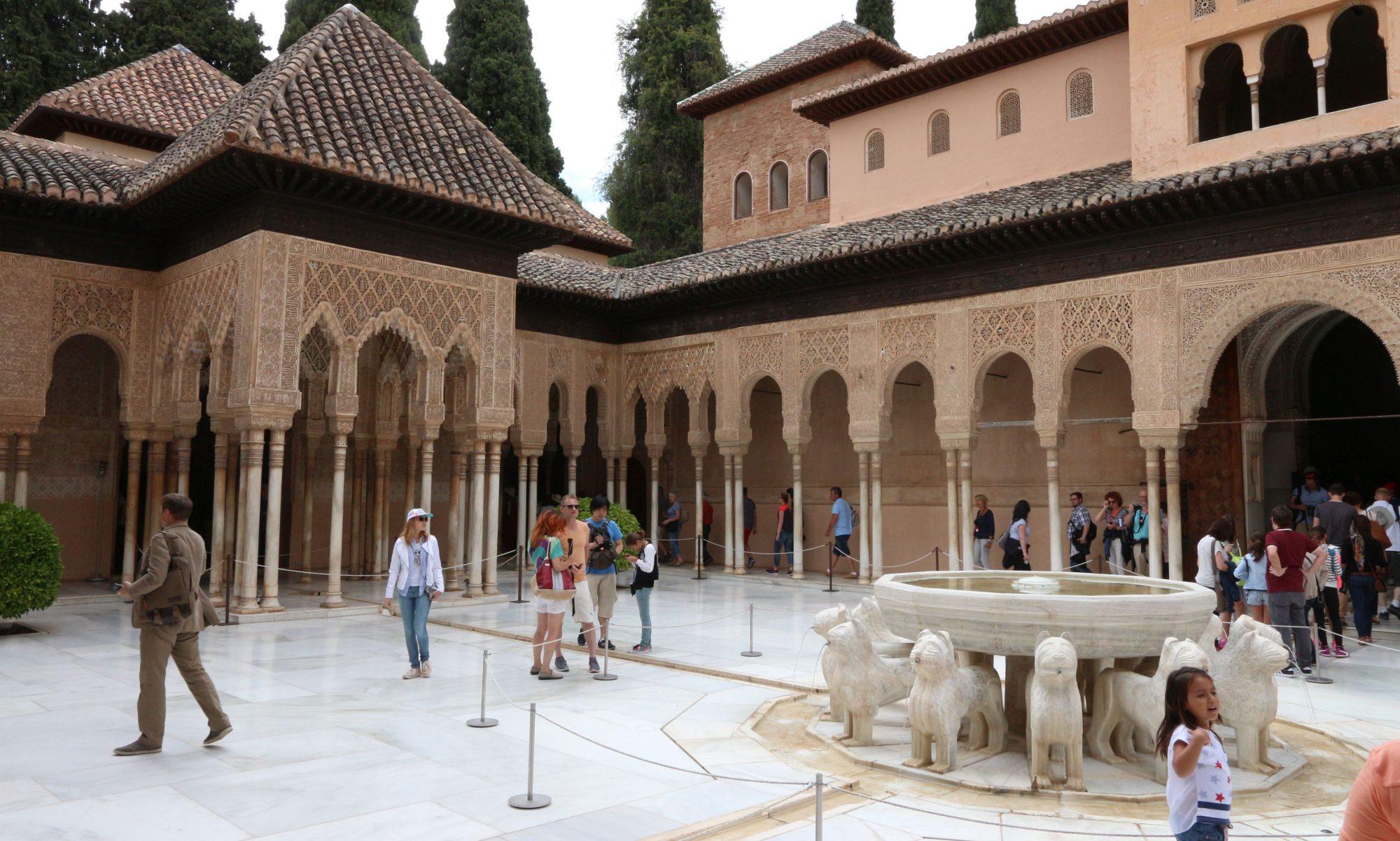 Rondtour Andalusië Spanje 2015